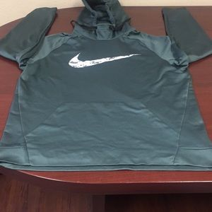 NWOT Nike DRI-FIT LS Hoodie #109